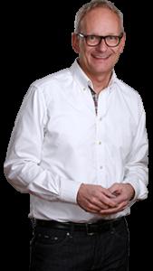 Hans Sundqvist, VD RedovisningsHuset i Södertälje AB