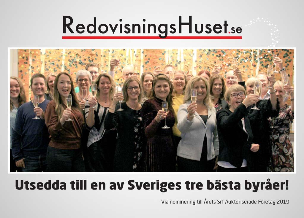 Redovisningshuset - En av Sveriges tre bästa byråer