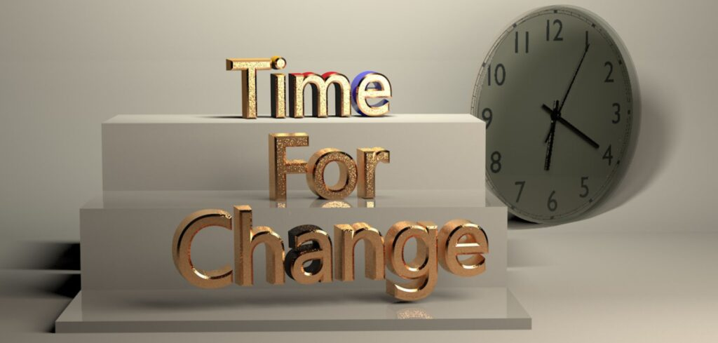 Omställningsstöd för förändring