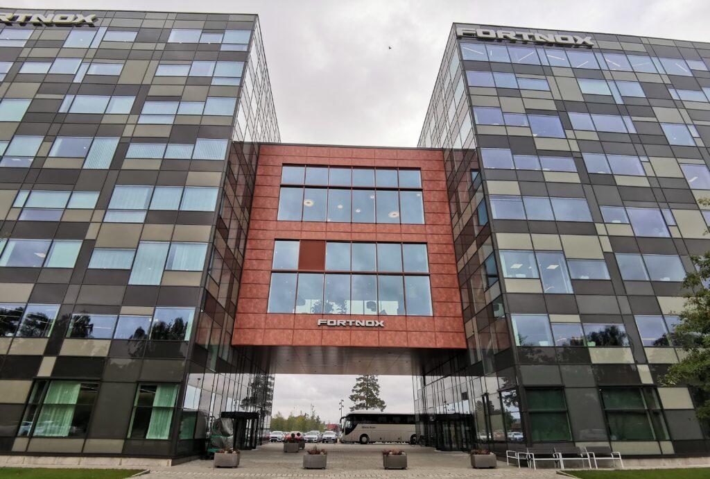 Fortnox huvudkontor i Växjö