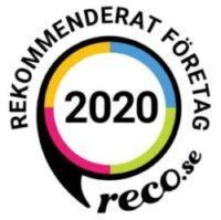 reco.se Logo Rekommenderat företag