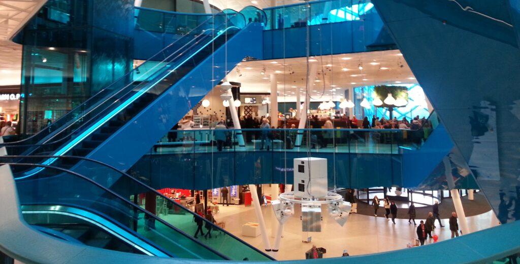 Köpcentrum Emporia i Malmö